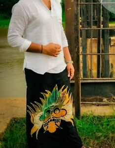100% Cotton Sri Lankan Batik Lungi Sarong