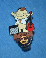 HARD ROCK CAFE 2014 Osaka Billiken w Guitar and Amplifier Pin # 77754