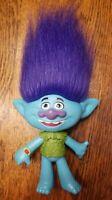 2016 Hasbro Branch Troll Talking Singing Figure Toy Doll