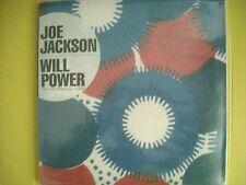 JOE JACKSON WILL POWER THE INSTRUMENTAL ALBUM  LP SIGILLATO SEALED