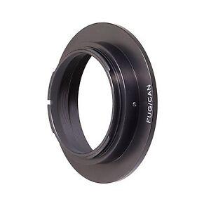 Novoflex Lens Adapter (FUG/CAN) Canon FD Lenses to Fuji G-Mount Cameras