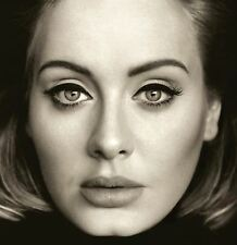 ADELE 25 (CD album) ballad, neo-soul, piano blues