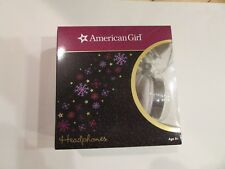 American Girl Accessories Fashion Angels Headphones IPad IPhone MP3 Mac/PC