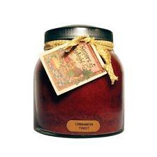 A Cheerful Giver Cinnamon Twist Papa Jar Candle, 34-Ounce