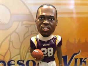 ADRIAN PETERSON Minnesota Vikings 2012 MVP NFL Bobblehead NIB