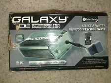 Galaxy 902682 DE Select-A-Watt Plant Growing Ballast UNTESTED