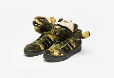 [ -70% ] Adidas Originals Jeremy Scott Camo Bear hi ( FR 43 1/3, US 9.5, UK 9 )