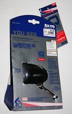 B&M Lumotec IQ LED Cyo senso plus-Dynamoscheinwerfer-40 LUX -Busch & Müller-OVP