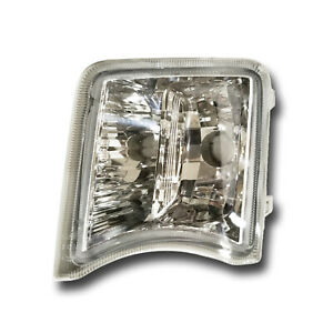 Fits 10-11 Toyota Prius Driver Left Side Front Bumper Signal Light Lamp Assy LH