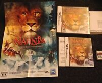 The Chronicles of Narnia The Lion, the Witch and the Wardrobe Nintendo DS CIB