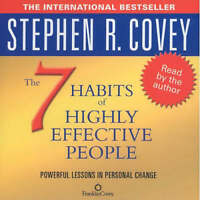 The 7 Habits of Highly Effective People (Audio) by Stephen R. Covey (CD-Audio, …