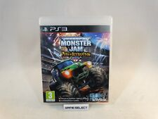 MONSTER JAM PATH OF DESTRUCTION SONY PS3 PAL EUR ITA ITALIANO COMPLETO ORIGINALE