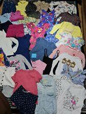 #603💜 Huge Bundle Of Girls Clothes 8-9years NEXT GEORG M&S PRIMARK RIVER GAP TU