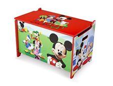 Disney - Scatola per Giocattoli in legno Mickey Mouse