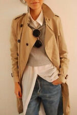 Casual Chic !  Pull V Laine ultrafine & Cuir LES PETITES...Paris T M **NEUF&ETKT