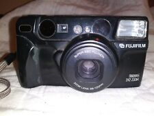VINTAGE FUJI 35 MM COMPACT CAMERA DISCOVERY 312 ZOOM PANORAMA