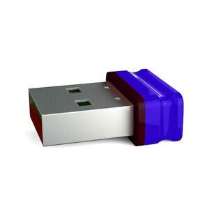 P8 Mini Nano USB Stick Blau Schwarz