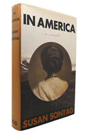 Susan Sontag IN AMERICA  1st Edition 1st Printing
