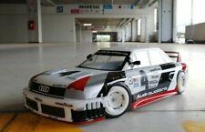 Rc Body Audi 90 Imsa Gto Replica carrozzeria-scocca 1:10 257 lexan