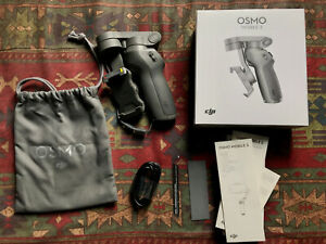 DJI Osmo Mobile 3 - 3 Axis Gimbal Stabilizer - Opened & Tested