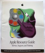 1995 Apple Computer Resource Guide Service Support Training OTHERS IN STORE
