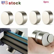 4pack 40mmx20mm Large N52 Neodymium Rare Earth Magnet Big Super Strong Huge Size