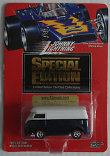 Johnny Lightning – VW T1 Transporter blau/weiß Neu/OVP