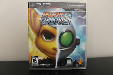 Ratchet & Clank Future: A Crack in Time  (Sony Playstation 3, 2009) *Tested/Comp