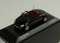 Ford streetka KA 2003 black Minichamps 1:43