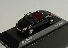 Ford streetka KA 2003 black Minichamps 1:43
