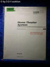 Sony Bedienungsanleitung HT K215 Home Theater System (#1521)