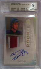 (HCW) 2009-10 The Cup MICHAEL DEL ZOTTO BGS 9 With BGS 10 Auto 143/249 RC