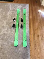 rossignol smash 7 skis 170 cm