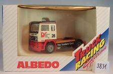 Albedo 1/87 Nr. 600113 Volvo F16 Renntruck Startnummer 26 OVP #3831