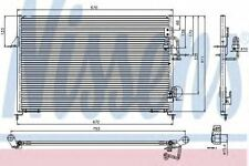 New Condenser air conditioning for LAND ROVER 94808 Nissens Top Quality