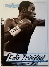 Felix Trinidad 2017 4LUVofBOXING Legends Series 2 Boxing Card New Tito