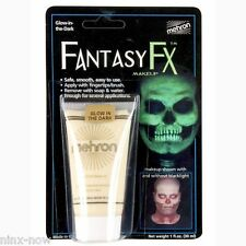 Mehron Glow in the Dark Theatrical Special FX Makeup quality fancy dress makup