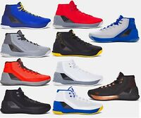 Under Armour Curry 3 Men's Basketball Performance Shoes Lifestyle Sneakers