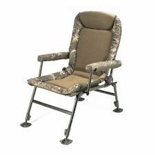 Nash (T9472) Indulgence Hi-Back Fishing Chair (50 x 50 x 70cm) - (5055108994725)