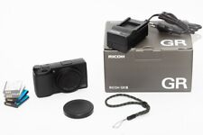 Ricoh GR III GRIII GR3 - 2.300 actuations - lots of accessories - warranty 07/22