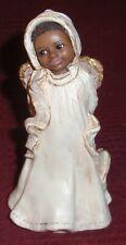 """All God's Children"" Martha Root Figurine ""Miquela"" Miss Martha Originals Coa"