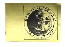 HASSELBLAD 10 YEARS ON THE MOON Brochure / 24 Page printed c-1978