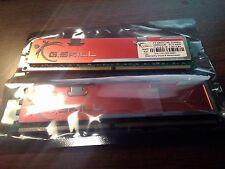 G.SKILL 2GB 2x1GB 240-Pin DDR2 SDRAM DDR2 800 PC2 6400 DUAL CHANNEL KIT