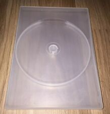 x10 Transparent DVD Case - Double Holder - Used, But In Excellent Condition