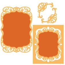 New Spellbinders Nestabilities Labels Thirty-Nine 39 Decorative Accents S4-463