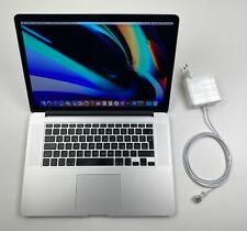 """Apple MacBook Pro Retina 15,4"""" i7 2,5 Ghz 512 GB SSD 16 GB Ram MJLT2D/A SILBER"""