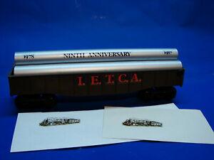 1978 K-Line IETCA K-Line 9th Annual Convention Gondola Uncataloged, C9