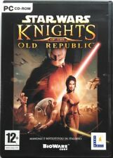 Gioco Pc Star Wars - Knights of the Old Republic - Bioware Usato