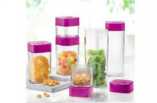New Tupperware Premium Canisters 6pc Set