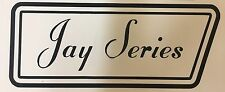1- jayseries Pop up decal custom jayco decals rv trailer pop up jay series USA